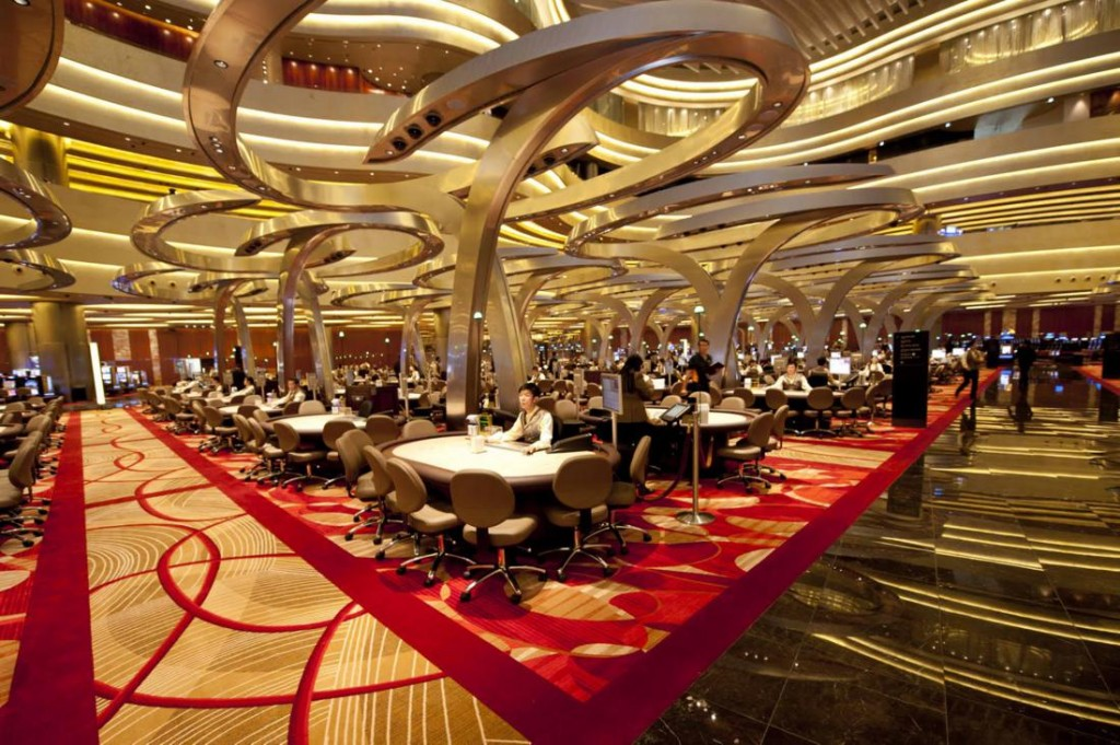 GarageMahals The Amazing Marina Bay Sands Hotel In Singapore