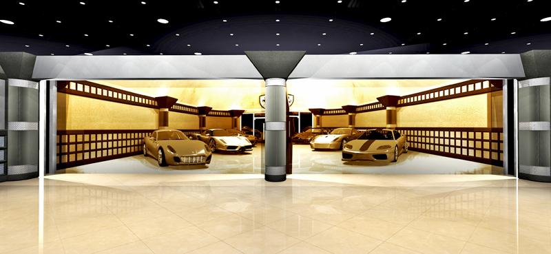 Image Result For Custom Garage Interiors