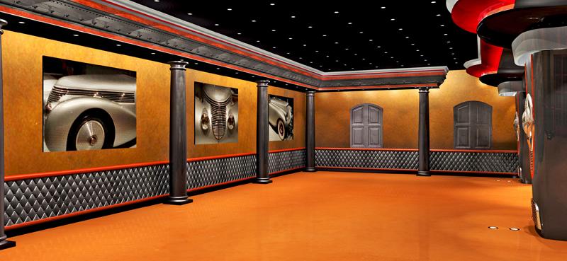 GarageMahals Garage Mahals - Luxury Custom Garage Environments