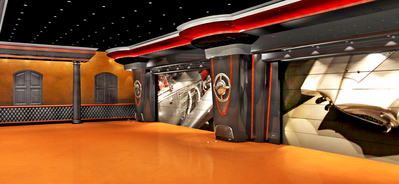 Best man cave designs joy studio design gallery best for Ultimate garage plans