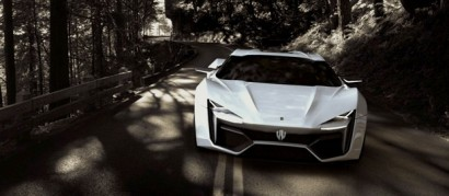 W Motors LykanHypersport 1